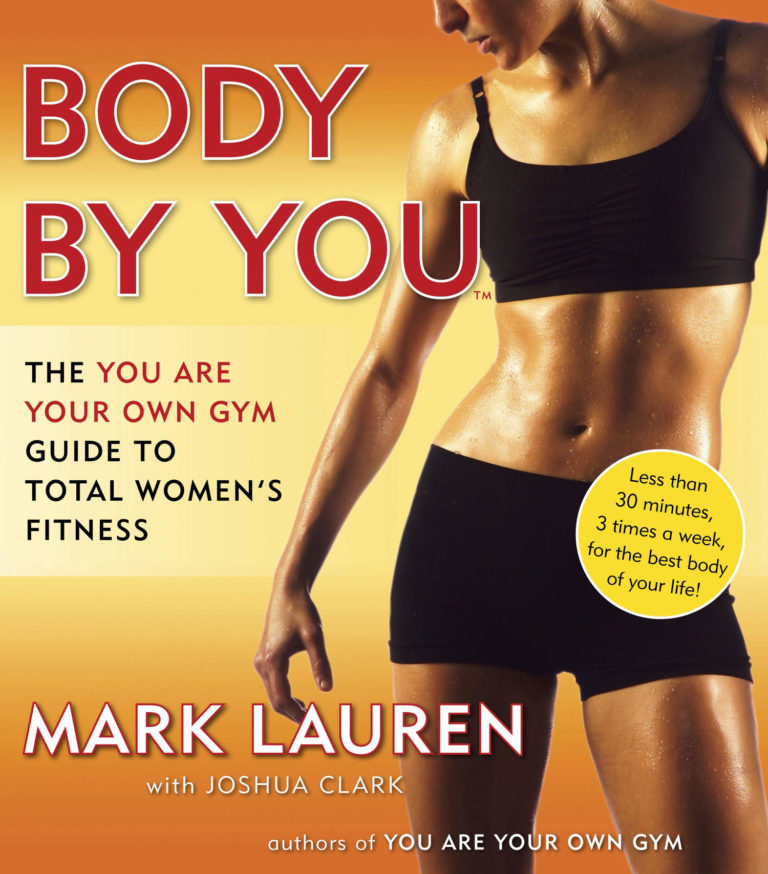 Body By You Book Cover